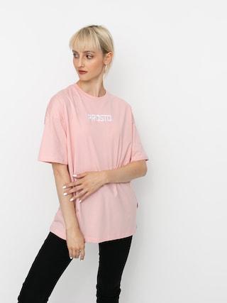 T-shirt Prosto Yonce Wmn (pink)