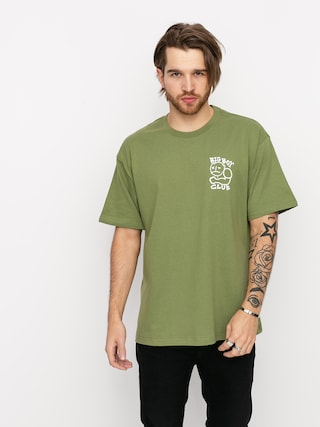 T-shirt Polar Skate Big Boy Club (khaki)