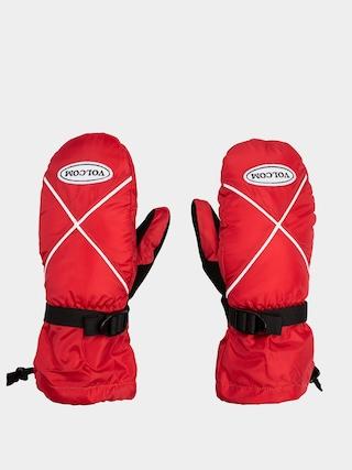 Rękawice Volcom X Mitt (red)
