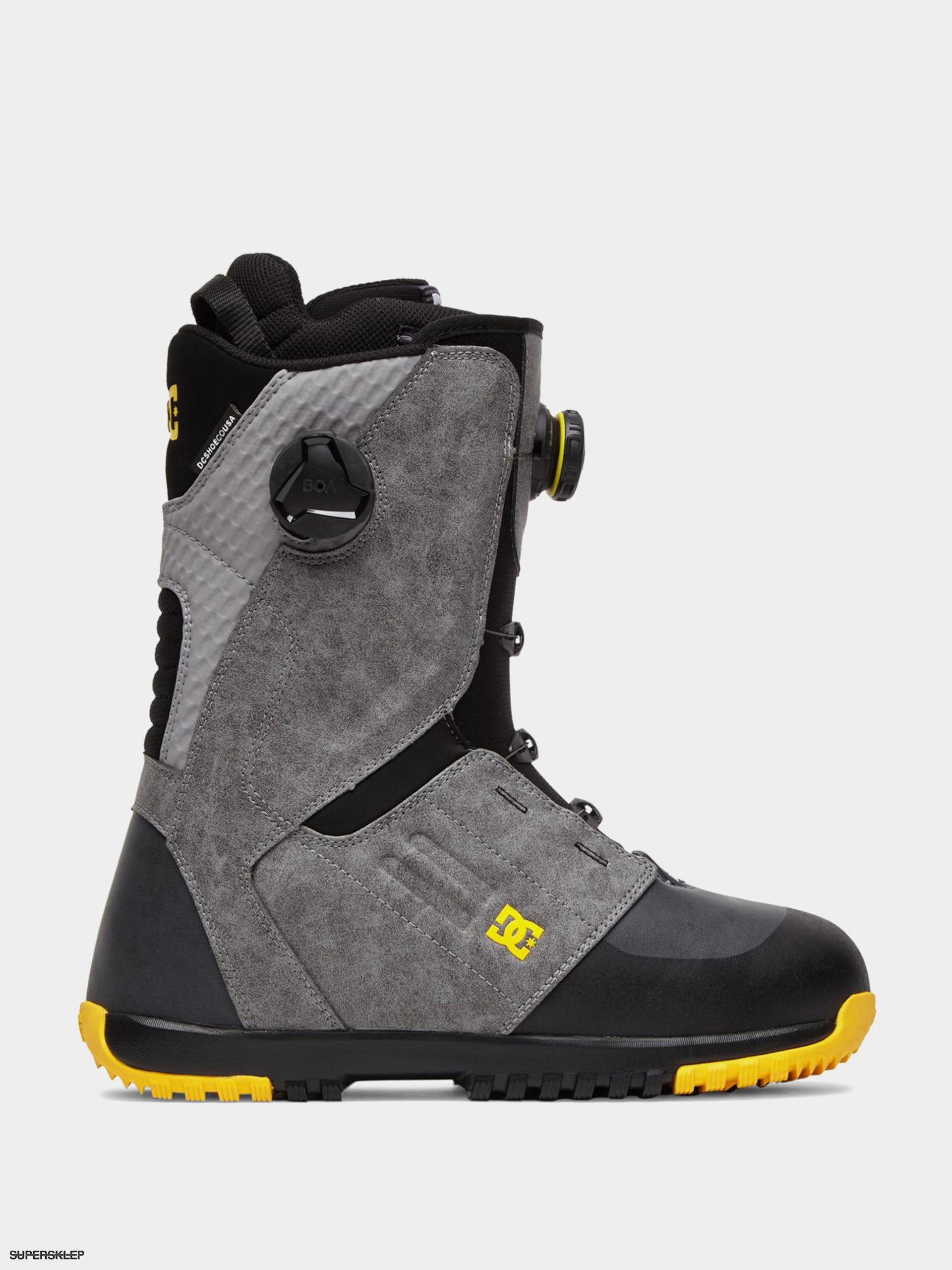Buty Snowboardowe Dc Control Frost Grey