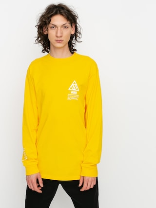 Longsleeve Vans 66 Supply (lemon chrome)