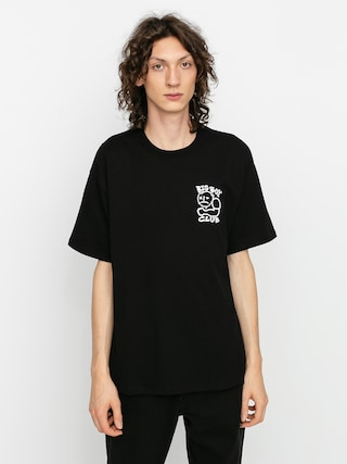 T-shirt Polar Skate Big Boy Club (black)