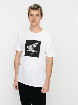 T-shirt Fox Honda Premium Update (opt wht)