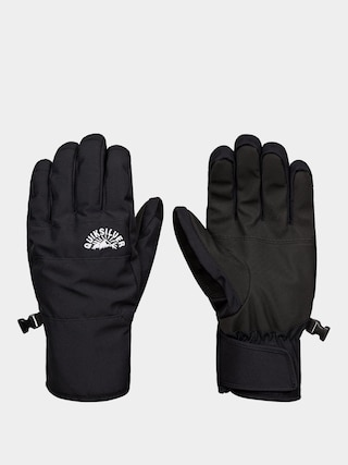 Ru0119kawice Quiksilver Cross Glove (true black)