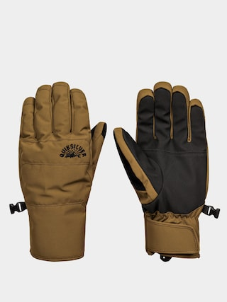 Ru0119kawice Quiksilver Cross Glove (military olive)