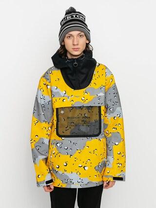 Kurtka snowboardowa DC Asap Anorak (chocolate chip lemon chro camo)