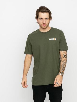 T-shirt Etnies Doomed (military)