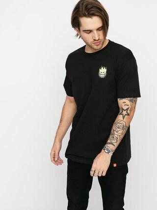T-shirt Spitfire Big Head Fill (black/tan)