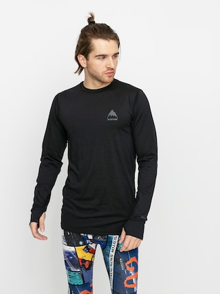 Longsleeve aktywny Burton Lightweight X Base Layer (true black)