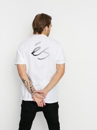 T-shirt eS Team (white)