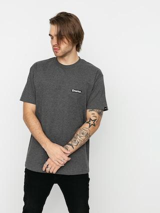 T-shirt Emerica Pure Triangle Pocket (charcoal/heather)