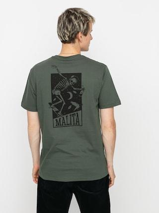 T-shirt Malita Blunt 94 (khaki)