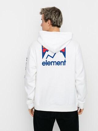 Bluza z kapturem Element Joint HD (optic white)