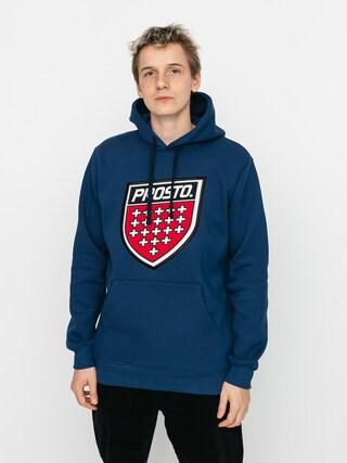 Bluza z kapturem Prosto Prot HD (navy)