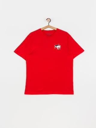 T-shirt Volcom Scentsative Bsc (fiery red)