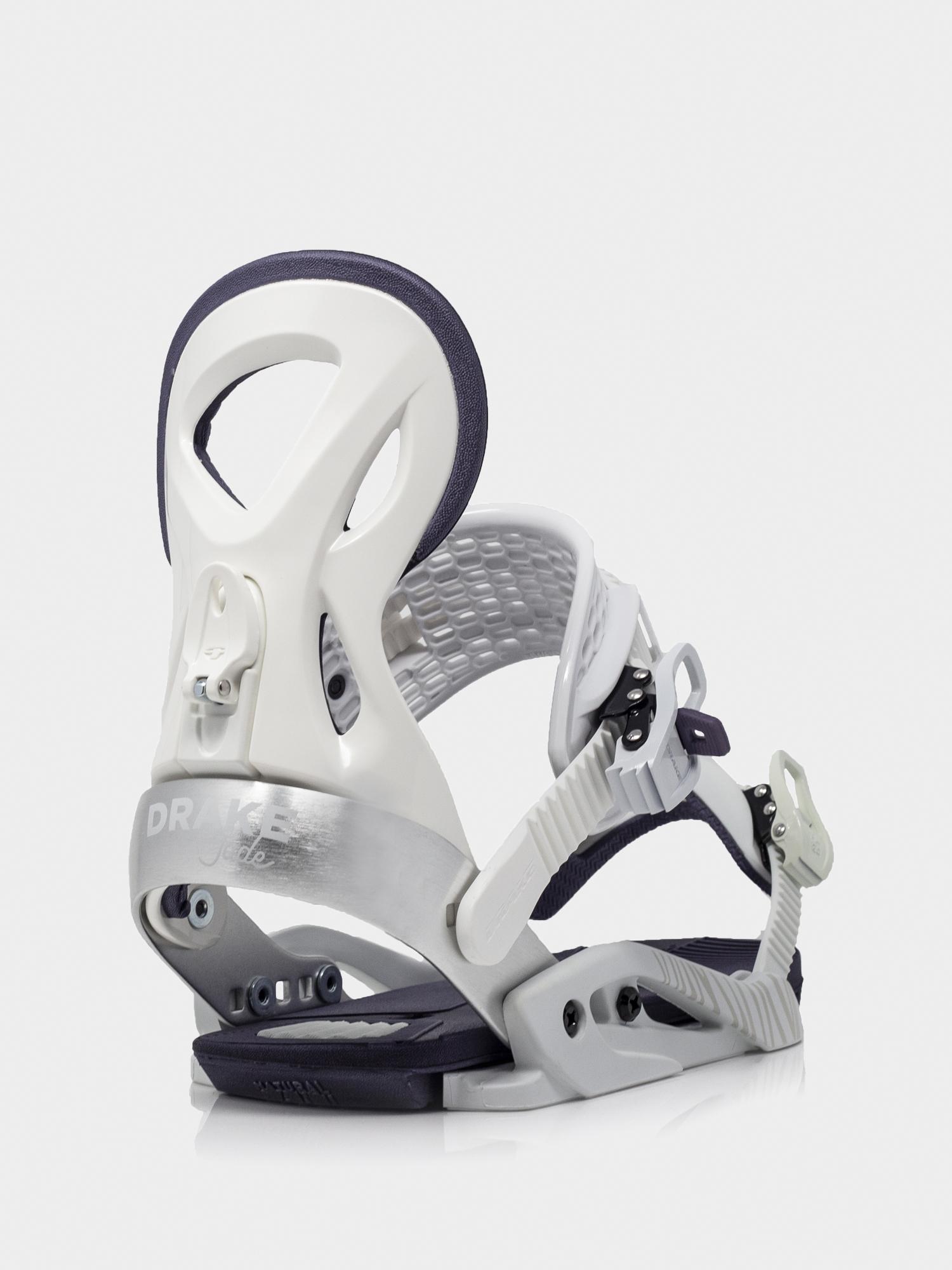 Wiązania snowboardowe Drake Jade Wmn (white)