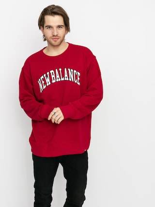 Bluza New Balance Collegiate Crew (red)