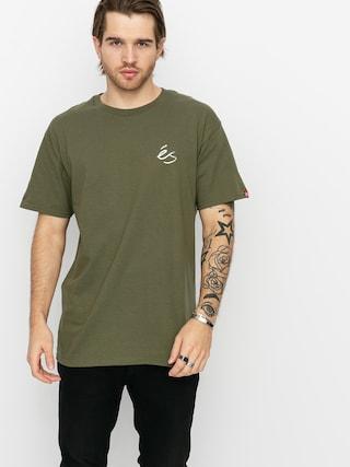 T-shirt eS Team (olive)