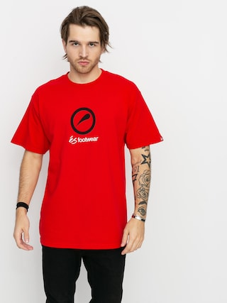 T-shirt eS Accent (red)