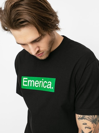 T-shirt Emerica Pure Bar (black)