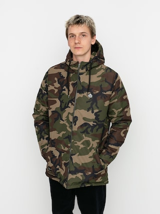 Kurtka Elade Winter Parka Icon Mini Logo (camo)