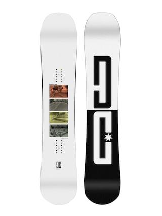 Deska snowboardowa DC Emb (white/white/black)