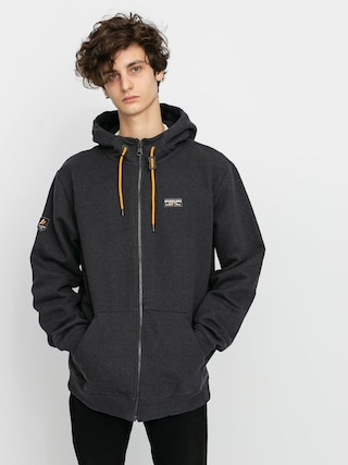 Bluza aktywna Quiksilver Big Logo Snow ZHD (true black)