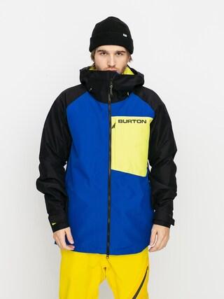 Kurtka snowboardowa Burton Gore Tex Radial Insulated (lapis blue/true black/limeade)
