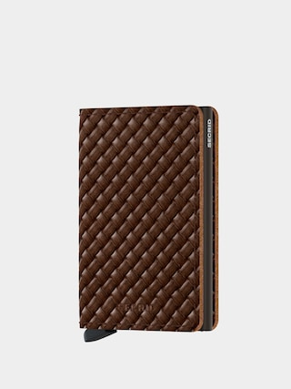Portfel Secrid Slimwallet (basket brown)