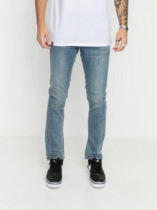 Spodnie Volcom Vorta Denim (vmi-vintage marboled indigo)