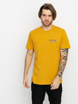 T-shirt Rip Curl Surf Revival (sunflower)