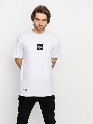 T-shirt MassDnm Quad (white)
