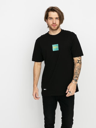 T-shirt MassDnm Quad (black)