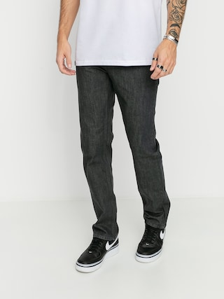 Spodnie Volcom Solver Denim (dark grey)