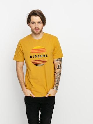 T-shirt Rip Curl El Mama (mustard)