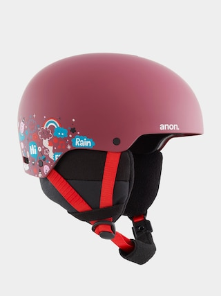 Kask Anon Rime 3 (doodle red)