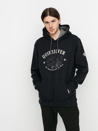 Bluza aktywna Quiksilver Big Logo Snow HD (true black)