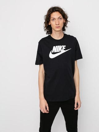 T-shirt Nike Sportswear Icon (black/white)