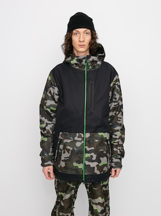 Kurtka snowboardowa Volcom Deadlystones Ins (army)