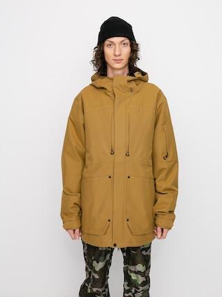 Kurtka snowboardowa Volcom Scortch Ins (burnt khaki)