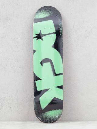 Deck DGK Og Logo (black/green)