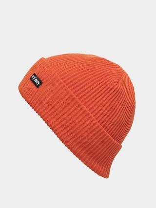 Czapka zimowa Stussy Small Patch (orange)