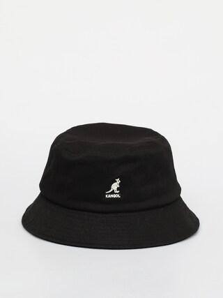 Kapelusz Kangol Washed Bucket (black)