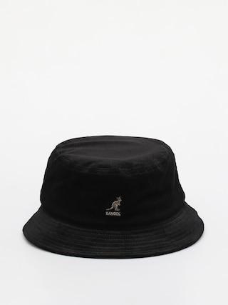 Kapelusz Kangol Cord Bucket (black)