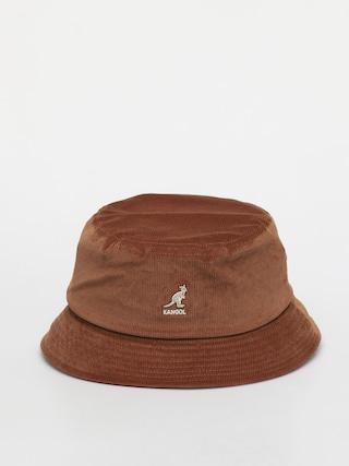Kapelusz Kangol Cord Bucket (wood)