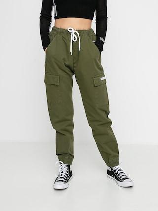 Spodnie MassDnm Cargo Joggers Sneaker Fit (olive)