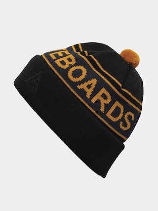 Czapka zimowa Youth Skateboards Stripe (black)