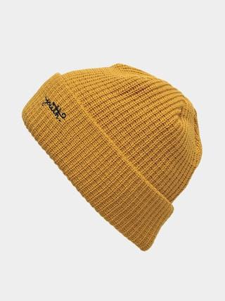 Czapka zimowa Youth Skateboards Szati Logo (mustard)