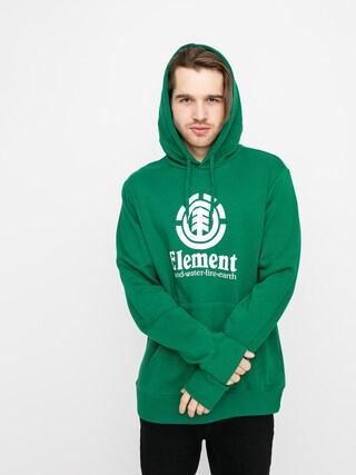 Bluza z kapturem Element Vertical HD (verdant green)
