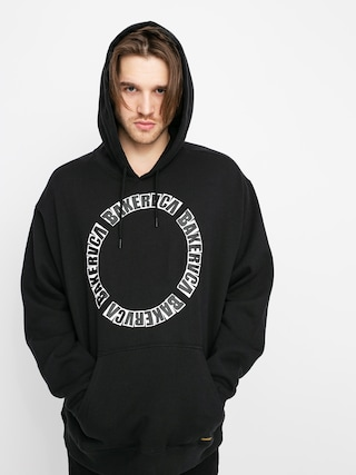 Bluza z kapturem RVCA X Baker HD (black)
